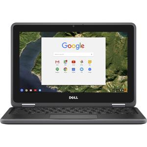 Dell Chromebook 11 3180 Celeron 1,6 GHz 16GB eMMC - 2GB QWERTY - Inglés (US)