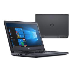 """Dell Precision 7720 17"""" Core i7 3.1 GHz - SSD 512 GB - 32GB AZERTY - Frans"""
