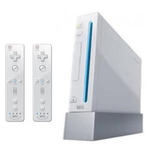 Gameconsole Nintendo Wii 8GB + 2 Controllers - Wit