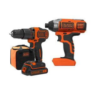 Black & Decker BCK21S1S-QW