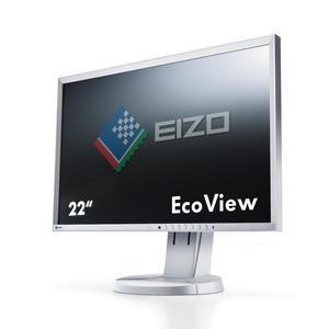 "Schermo 22"" LCD WSXGA+ Eizo FlexScan EV2216WFS3-GY"