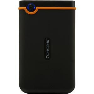Transcend StoreJet 25M2 Unidad de disco duro externa - HDD 320 GB USB 2.0