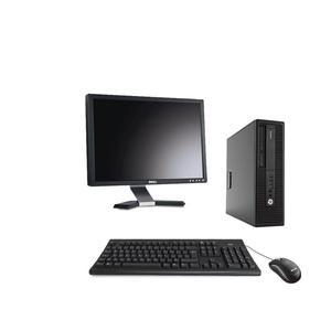 "Hp EliteDesk 800 G2 SFF 20"" Core i5 3,2 GHz - SSD 240 Gb - 8GB"