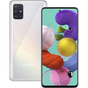 Galaxy A51 128 Gb - Weiss (Prism White) - Ohne Vertrag