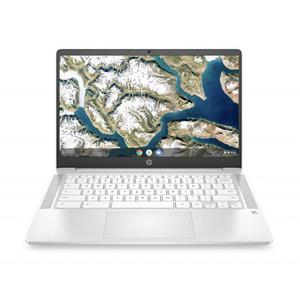 HP Chromebook 14a-ca0000nf Celeron 1,1 GHz 64Go eMMC - 4Go AZERTY - Français