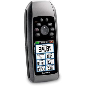 GPS Garmin GPSMAP 78S - Grijs