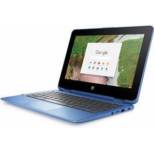 HP Chromebook X360 11 G1 EE Celeron 1,1 GHz 32GB eMMC - 4GB AZERTY - Francés