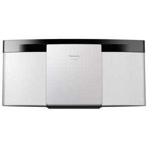 Mini HiFi-System Bluetooth Panasonic SCHC200EGW - Weiß/Schwarz