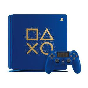 Gameconsole Sony PlayStation 4 Slim Limited Edition Days of Play 500 GB - Blauw