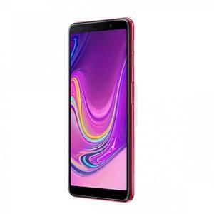 Galaxy A7 (2018) 64GB Dual Sim - Ruusunpunainen - Lukitsematon