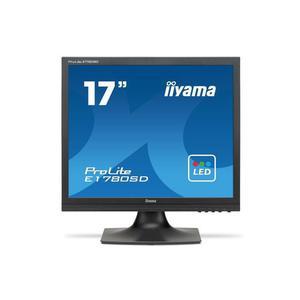 "Écran 17"" LCD SXGA Iiyama ProLite E1780SD-B1"