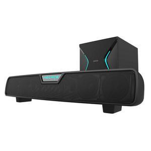 Edifier G7000 Soundbar & Kotiteatteri - Musta