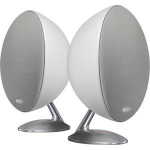 Kef E301 Speaker - Valkoinen/Harmaa