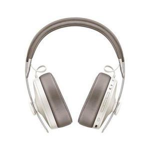 Kopfhörer Rauschunterdrückung Bluetooth Sennheiser Momentum 3 - Weiß/Grau