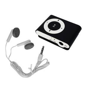 Lecteur MP3 & MP4 Universal Shuffle MP3 Player Go - Noir