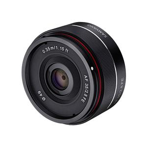 Objectif Samyang 35mm f/2.8 - Monture Sony FE - Noir