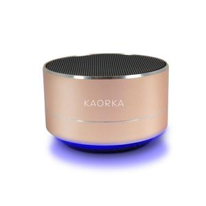 Enceinte Bluetooth Kaorka 474051 - Or