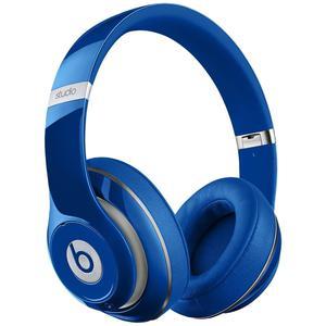 Cuffie Riduzione del Rumore Bluetooth con Microfono Beats By Dr. Dre Beats Studio 2.0 - Blu
