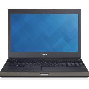 """Dell Precision M4800 15"""" Core i7 2,7 GHz - HDD 500 Go - 8 Go QWERTY - Anglais (US)"""