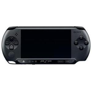 SONY PSP STREET E-1004 - Schwarz