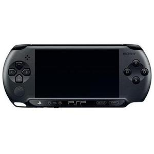 Consola Sony PSP Street E-1004 - Negro/Gris