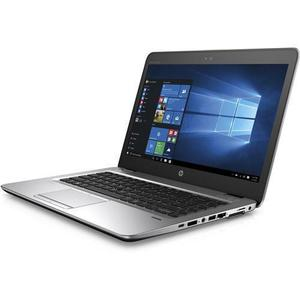 "HP EliteBook 840 G3 14"" Core i5 2,4 GHz - SSD 256 GB - 8GB QWERTZ - Saksa"