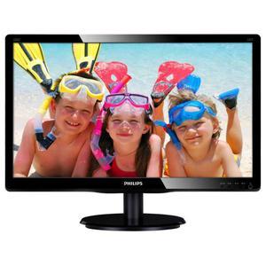 """Philips 226V4LSB Tietokoneen näyttö 21"""" LCD FHD"""