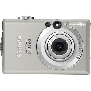 Canon Ixus 60 - Zoom Lens 3X 35-105mm f/2.8-4.9