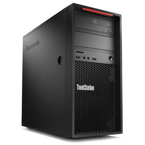 Lenovo ThinkStation P310 Xeon E3 3,1 GHz - SSD 120 Go + HDD 750 Go RAM 8 Go