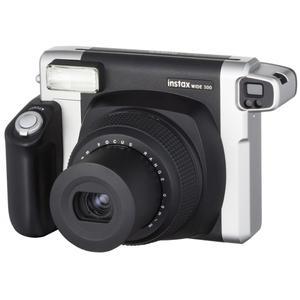 Instantané - Fujifilm Instax Wide 300 Noir Fujinon Fujinon Lens 95 mm f/14