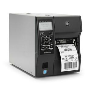 Thermodrucker Zebra ZT42062-T0EC000Z-ZT420 - Schwarz