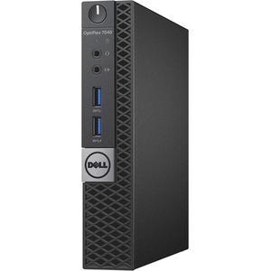 Dell OptiPlex 7040 MFF Core i5-6500T 2,5 - HDD 1 TB - 16GB