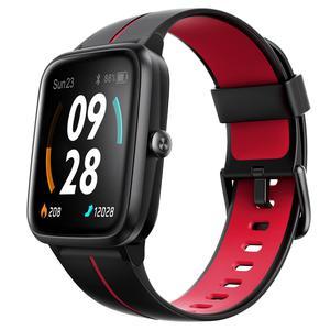 Smart Watch Cardiofrequenzimetro GPS Ulefone Watch GPS - Nero/Rosso