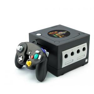 Console Nintendo Gamecube Metroid Edition + controller - Zwart