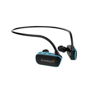 Reproductor de MP3 Y MP4 4GB Sunstech Argos - Negro/Azul