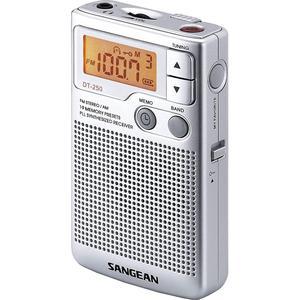 Sangean DT-250 Rádio