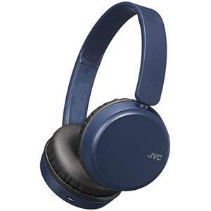Kopfhörer Bluetooth mit Mikrophon Jvc HA-S35BT - Blau
