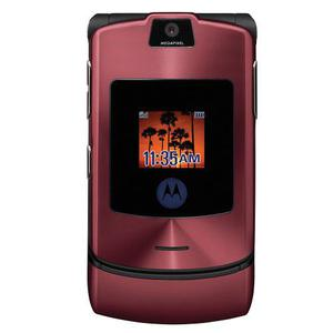 Motorola V3i - Red - Unlocked