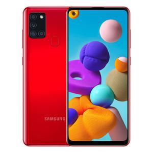 Galaxy A21S 32GB - Punainen - Lukitsematon