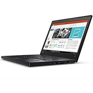 "Lenovo ThinkPad X270 12"" Core i5 2,4 GHz - SSD 256 Go - 8 Go QWERTY - Anglais (UK)"
