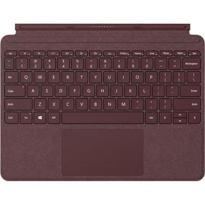 Clavier Type Cover pour Microsoft Surface Go - AZERTY - Rouge