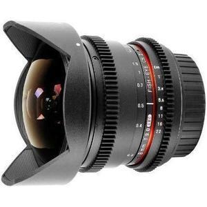 Lens EF 8mm f/3.8