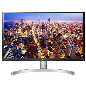 """Bildschirm 27"""" LED 4K UHD LG 27UK650-W"""