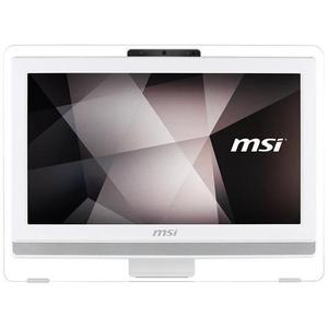"MSI PRO 4BW-045XEU 19"" Celeron 1,6 GHz - HDD 1 TB - 4GB AZERTY"