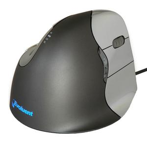 Evoluent VerticalMouse 4 Muis Draadloos