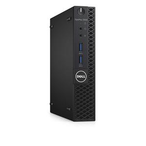 Dell OptiPlex 3050 Micro Celeron 2,6 GHz - SSD 120 GB RAM 4GB