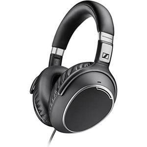 Kopfhörer Rauschunterdrückung mit Mikrophon Sennheiser PXC 480 - Schwarz