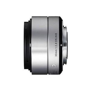 Objectif Sigma 30mm f/2.8 DN Art - Monture Olympus - Argent