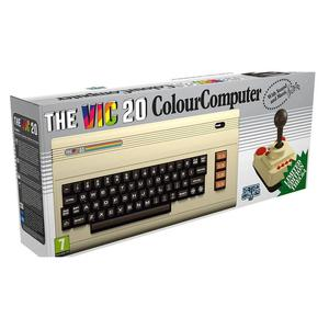 Commodore VIC-20 - HDD 0 MB - Gris