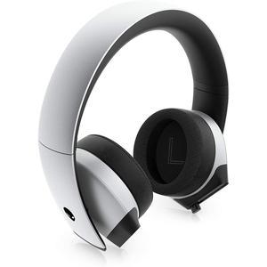 Casque Réducteur de Bruit Gaming avec Micro Dell Alienware 510H - Blanc/Noir